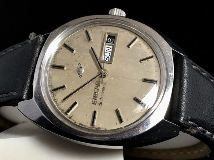 Enicar - Day-Date Automatic  - Ref. 2167-52-25 - Heren - 1970-1979