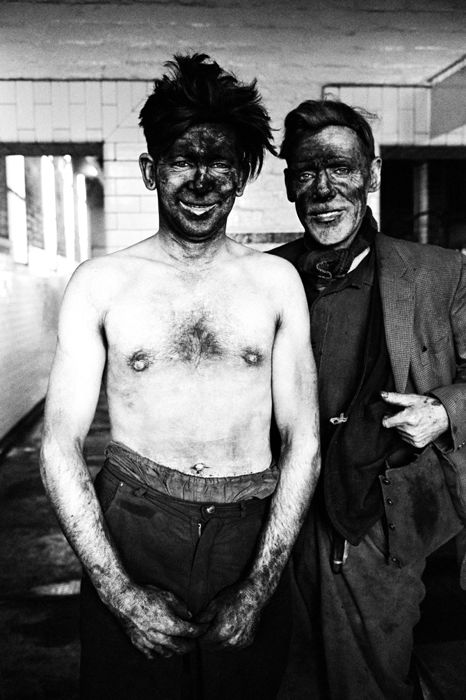 John Bulmer (1938-)  - North UK, 2 Miners, 1964