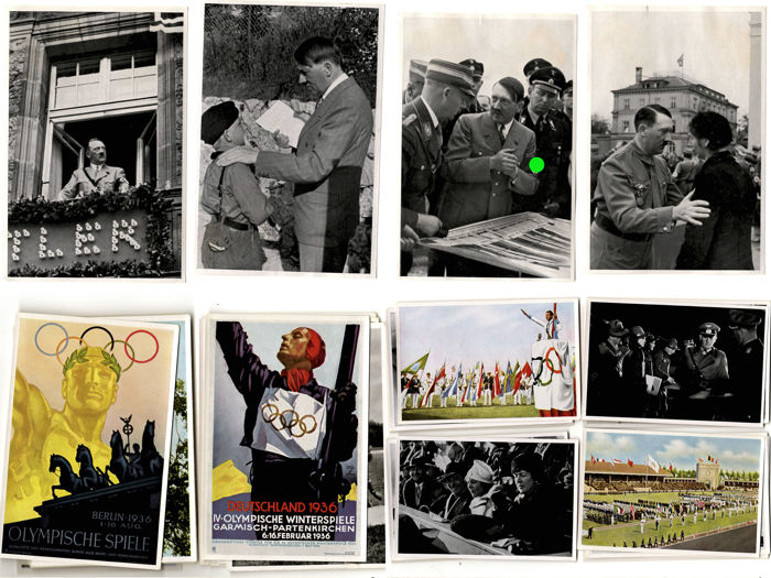 Germany - Military - 50 Pictures Adolf Hitler from