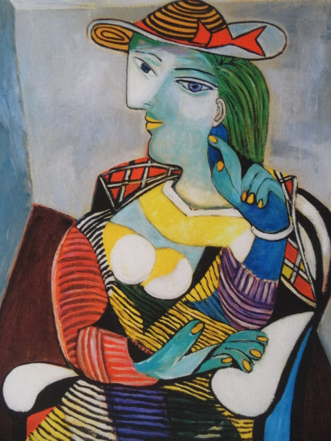 Pablo Picasso  - Maria-Therese Walter