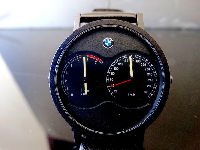Horloge - BMW - Tachometer Watch Edition 4 (850 Ci - E31) - Neuve - Limited Edition - 1989-1992
