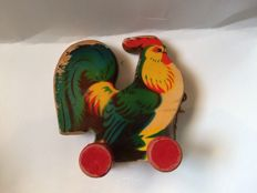 LEGO - Wooden animals - Rooster