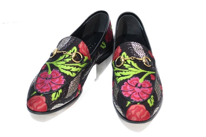 Gucci -  JORDAAN Loafers - Size: FR 37