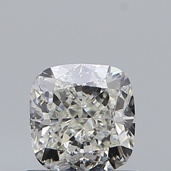 1 pcs Diamant - 0.80 ct - Cushion - J - SI1