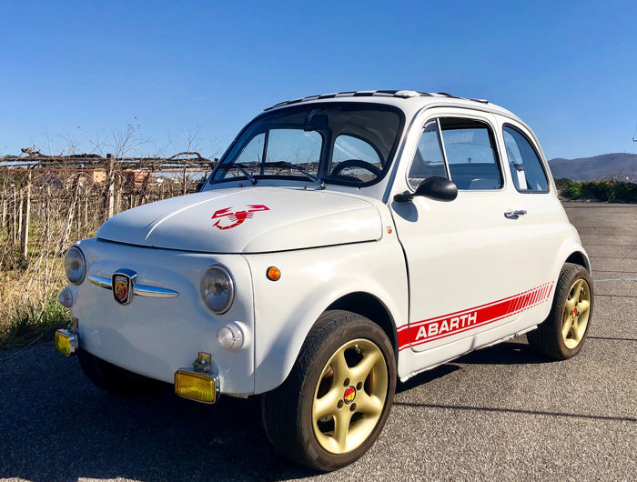 Fiat - 500 650 Abarth Replica  - 1965