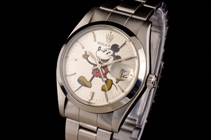 Rolex - Oyster Datejust Mickey Mouse  - 6694 - Heren - 1970-1979