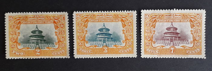 China - 1878-1949 - Selection of Stamps before 1940