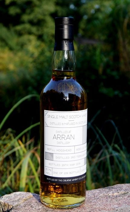 Arran 1998 20 years old - Creative Whisky Company - b. 2018 - 0.7 Ltr