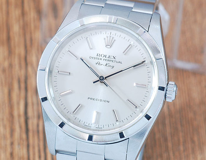 Rolex - Oyster Perpetual Air-King - 14010M - Mænd - 2000-2010