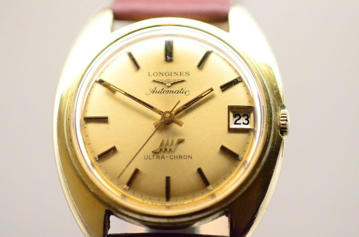 Longines - Automatic Ultra-Chron - 8073 2 - Homme - 1960-1969