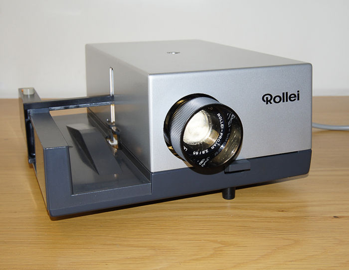 Rollei  Diaprojector P.35A