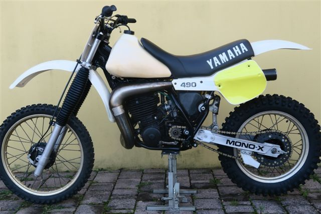 Yamaha Yamaha Yz 490 Cross 500 Cc 1982 Catawiki