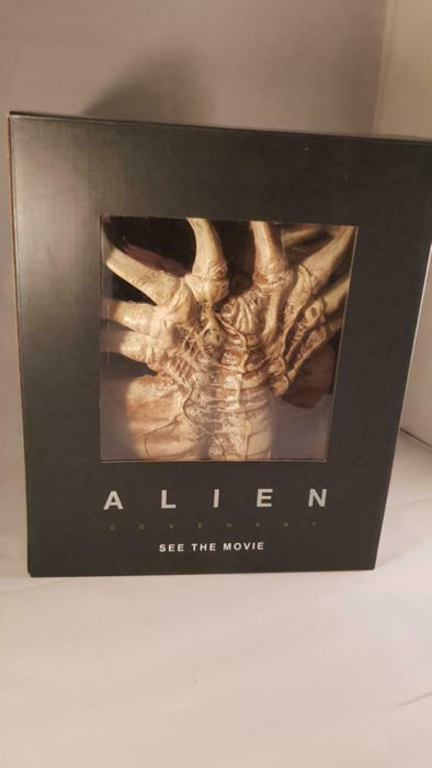 Alien Covenant Statue S Alien Facehugger Replica Catawiki