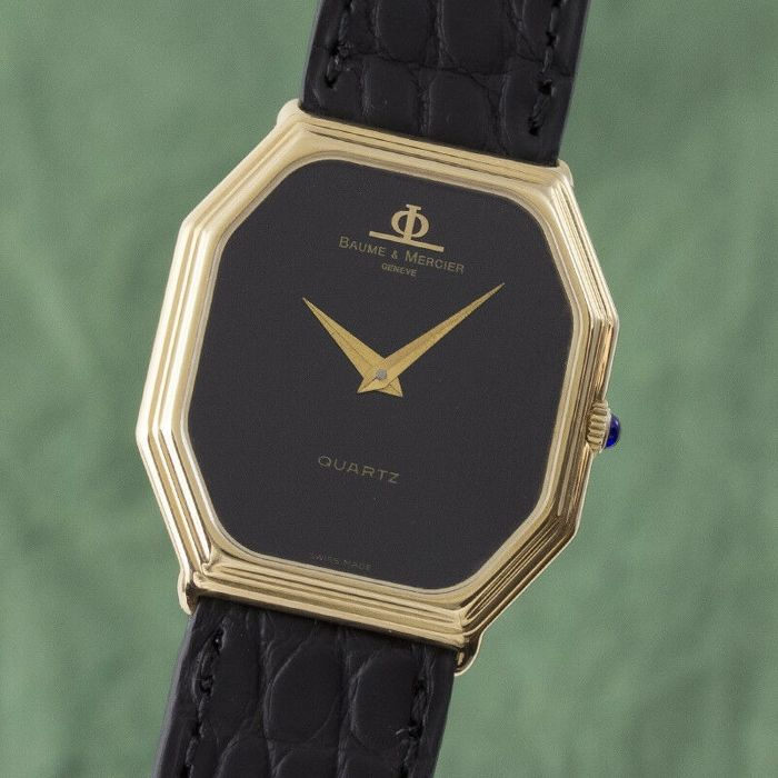 Baume & Mercier - Classic 18 Kt Gold  - Mujer - 1980-1989
