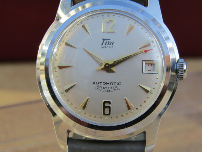 Tim watch - automatic  - 661 - Men - 1950-1959