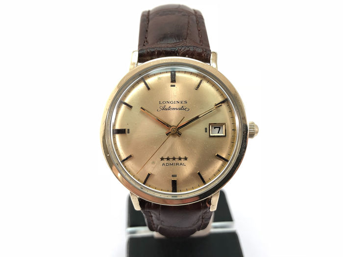 Longines - Admiral automatic cal 505 - Heren - 1960-1969