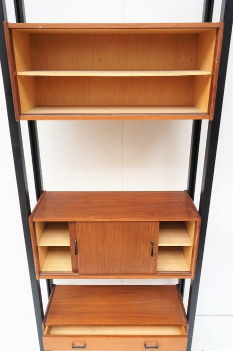 Simpla Lux - Bookcase, Wall unit