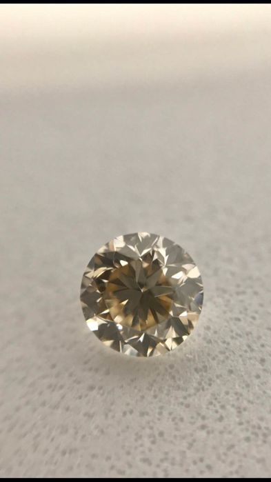 Diamond - 0.50 ct - Brilliant - U to V  - VS1