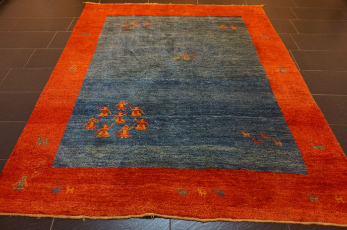 Gabbeh - Carpet - 250 cm - 215 cm Rugs & Carpets Persian Rugs for sale