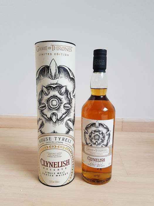 Clynelish Game of Thrones  - 0,7 Liter