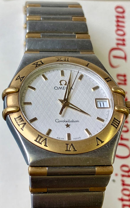 Omega - Constellation - Hombre - 1990-1999