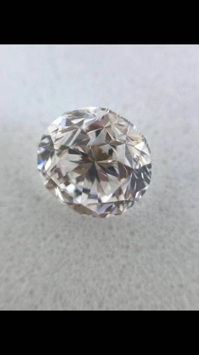 Diamante - 0.42 ct - Brillante - D (incoloro) - VVS2