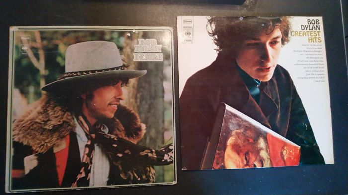 Bob Dylan - Bootleg Bridgett's Album / Desire / Greatest Hits