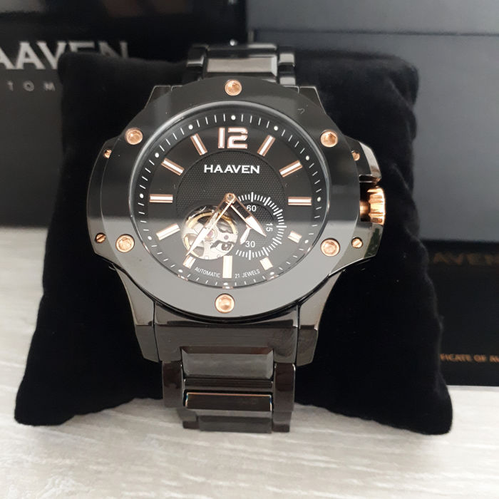 Haaven Automatic - 9315-03 - New - Complete set - Herre - 2011-nå