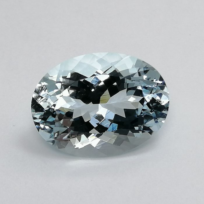 Aquamarijn - 6.76 ct
