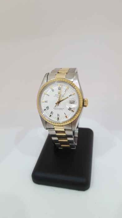 Rolex - Oyster Perpetual Date - 1505 - Unisex - 1970-1979
