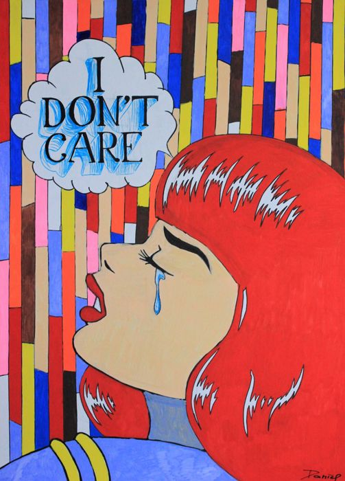 Daniel Polyakov - i dont care