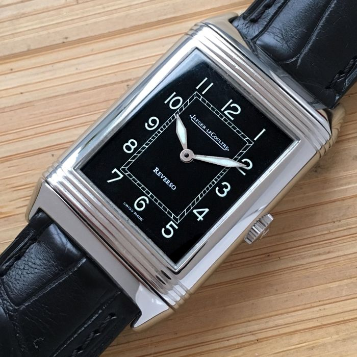 Jaeger-LeCoultre - Reverso Grande Taille  - 271.8.61 - Homme - 1990-1999