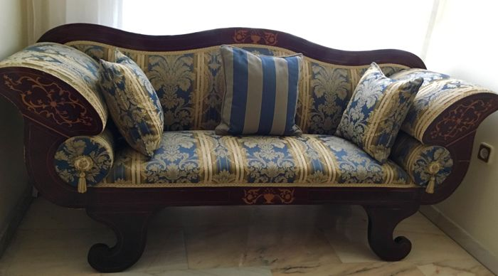 Sofa - Charles X - Wood - 19th century