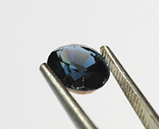 Blue Spinel - 3.48 ct