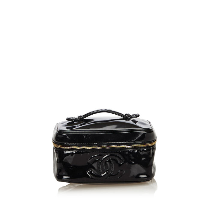 d62208d17d8f Chanel Vanity Bag - Catawiki