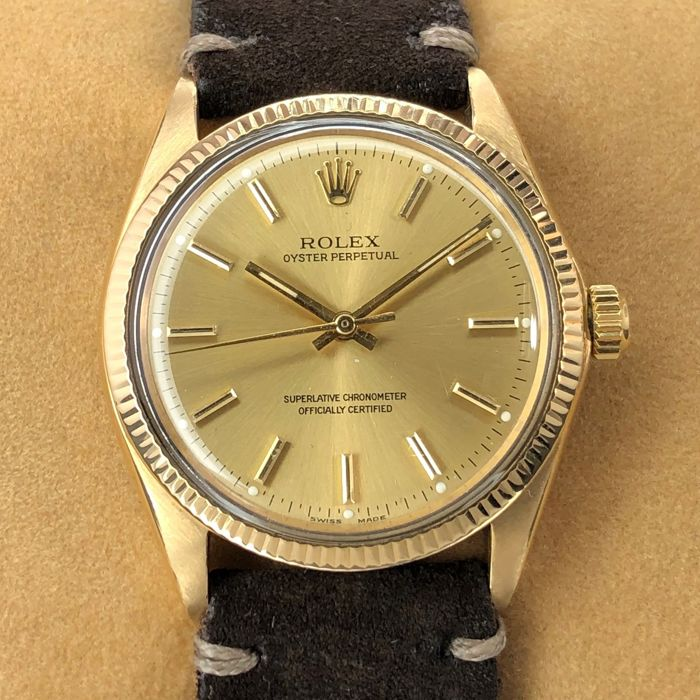 Rolex - Oyster Perpetual - 1005 - Unisex - 1970-1979