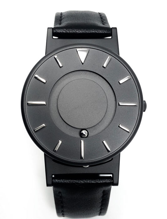 Eone - Titanium Bradley Dezeen with Italian Leather Strap Swiss Movement - BR-DZ - Unisex - 2011-heden