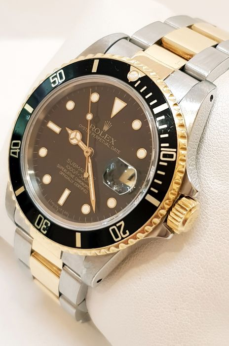 Rolex - Submariner 16803  - Heren - 1980-1989