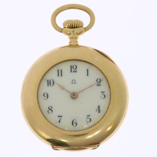 Omega - pocket watch  - Senhora - 1850-1900