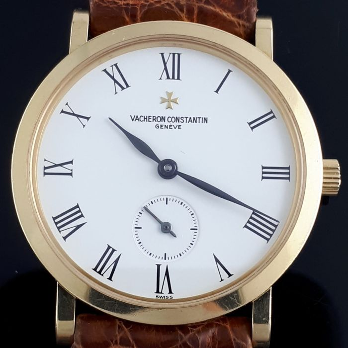 Vacheron Constantin - Patrimony With Small Second, Gold  - Heren - 2000-2010