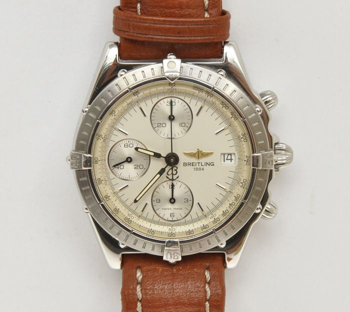Breitling - Chronomat 10th ann. 1984-1994 Limited Edition - Ref. A13050 - Homme - 1994