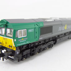 Kato N - K10817 - Diesel-electric locomotive - Class 66 - Rail4chem
