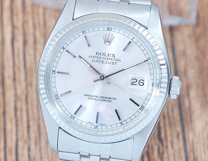 Rolex - Oyster Perpetual DateJust - 16014 - Heren - 1970-1979