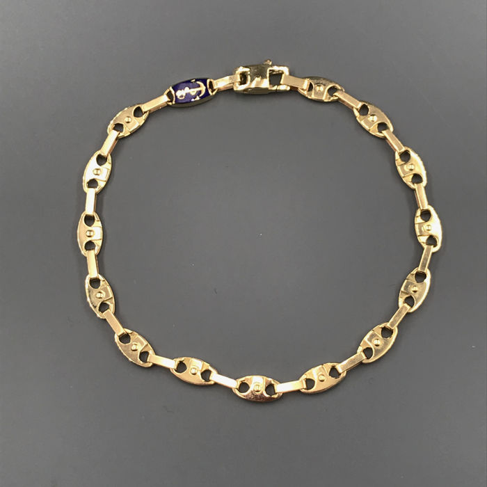 ARCADI - 18 kt. Yellow gold - Bracelet