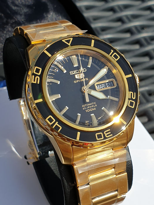 Seiko - 'NO RESERVE PRICE' Fifty Five Fathoms  - Heren - 2011-heden