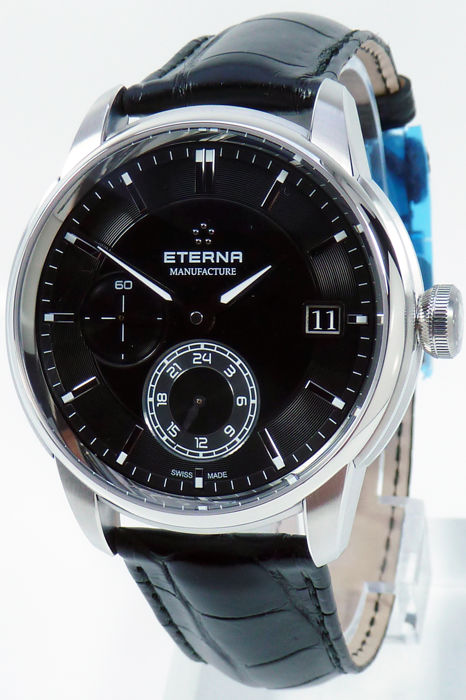 Eterna - Adventic GMT Automatik - 7661.41.46.1324 - Men - 2011-present