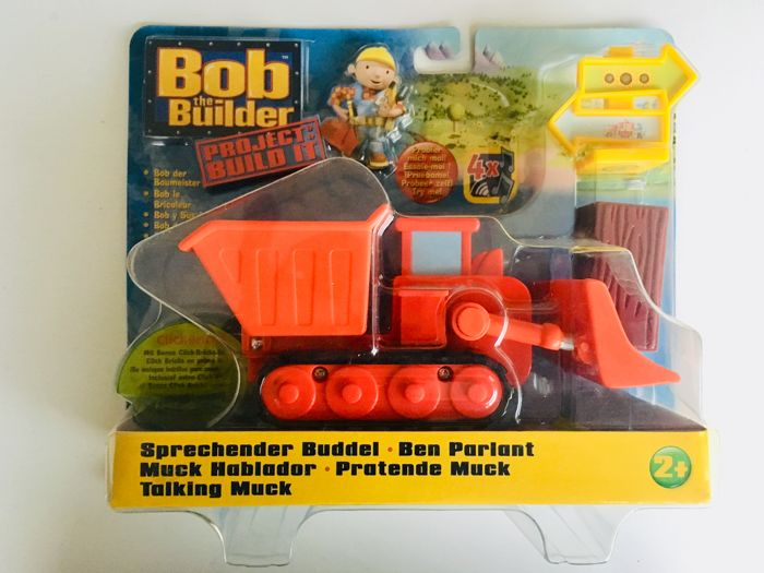 Bob The Builder Building Vehicles Building Vehicles Catawiki