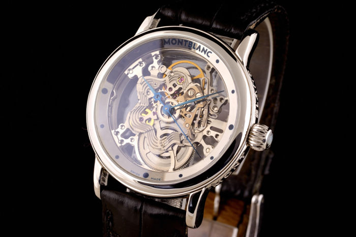Montblanc - Meisterstuck Skeleton Star Limited Edition - 05646 - 男士 - 2000-2010