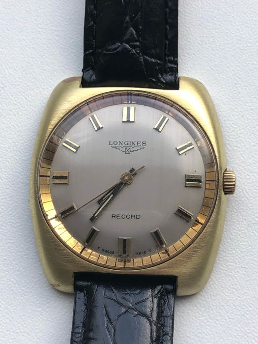"Longines - ""NO RESERVE PRICE"" - Heren - 1901-1949"