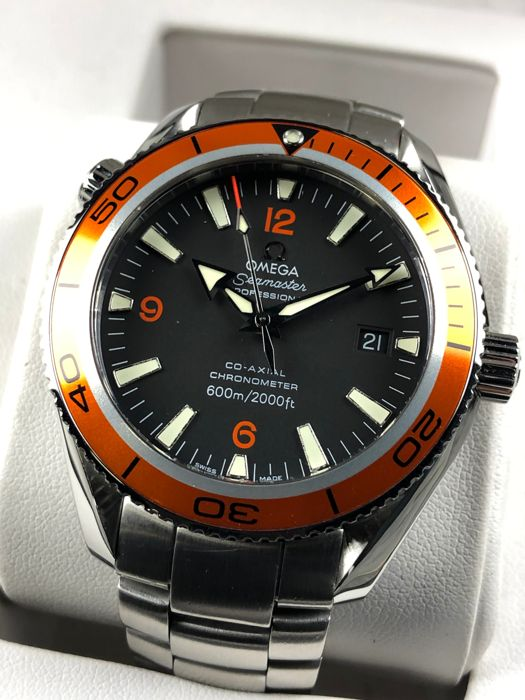 Omega - Seamaster Planet Ocean 600M Co-Axial Automatic - 2209.50.00 - Men - 2000-2010
